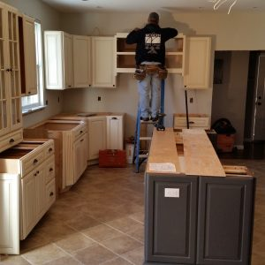 kitchen renovation by bradsell contracting