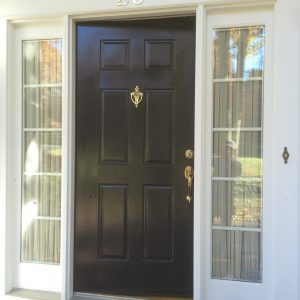 bradsell contracting door painting