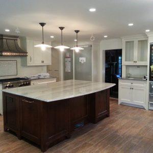 full kitchen repaint