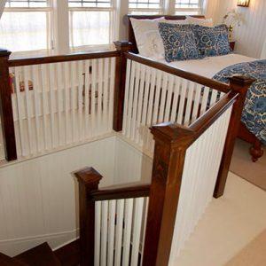 Clark railing